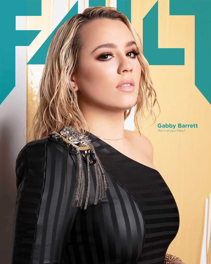 Gabby Barrett Talks with FAULT Magazine