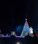 Gabby Barrett Performed at the 2018 National Christmas Tree Lighting Ceremony