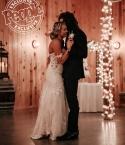 Cade Foehner and Gabby Barrett wedding at Union Springs Wedding and Event Venue - Garrison, TX - October 5, 2019