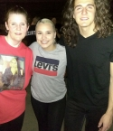 CHRISTINA JONES (ME), GABBY BARRETT, AND CADE FOEHNER