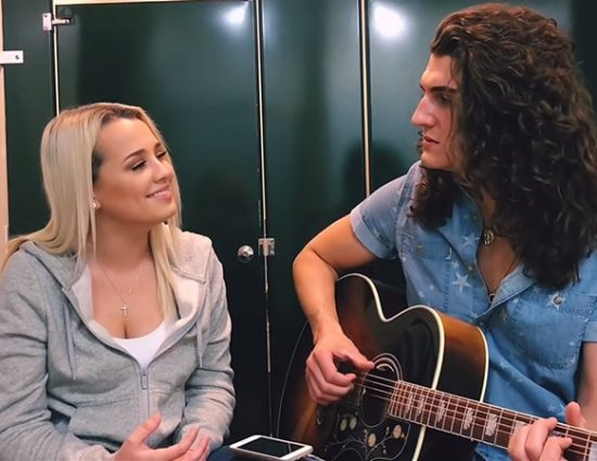 "Gabby Barrett & Cade Foehner – ""I Need You"" (Tim McGraw & Faith Hill Cover)"