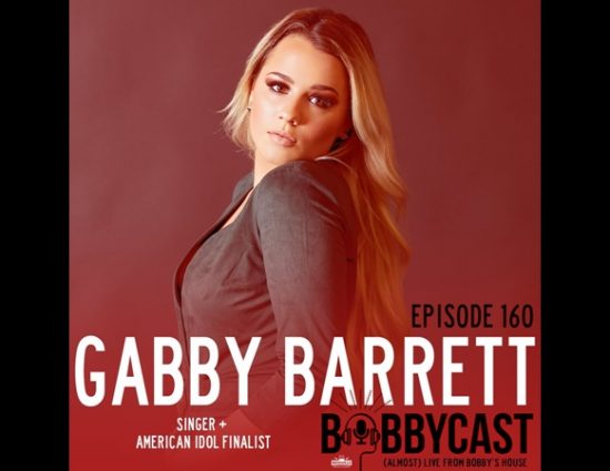 Gabby Barrett Talks with Bobby Bones on BobbyCast