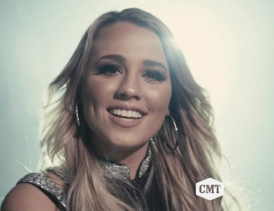 "Gabby Barrett's ""I Hope"" Music Video Featured on CMT"