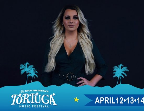 Gabby Barrett to Perform at Tortuga Music Festival – April 14