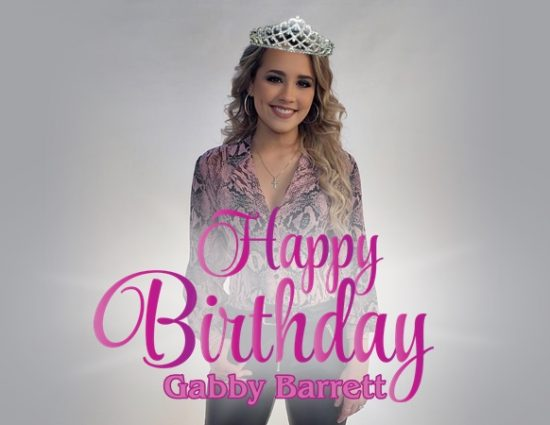Happy 19th Birthday, Gabby Barrett!