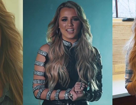 """Behind the Scenes of Gabby Barrett's """"I Hope"""" (Official Music Video)"""