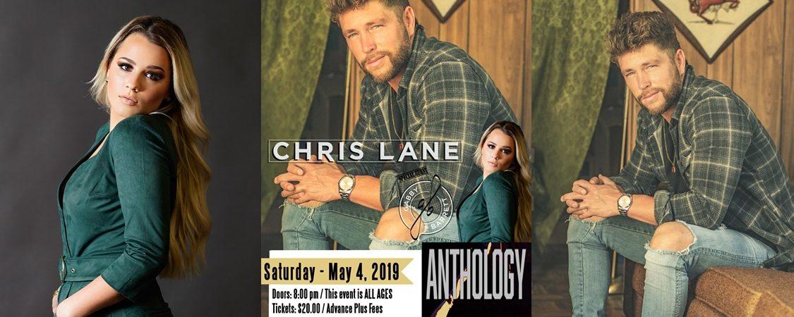 Chris Lane with Special Guest Gabby Barrett in Rochester, NY – May 4
