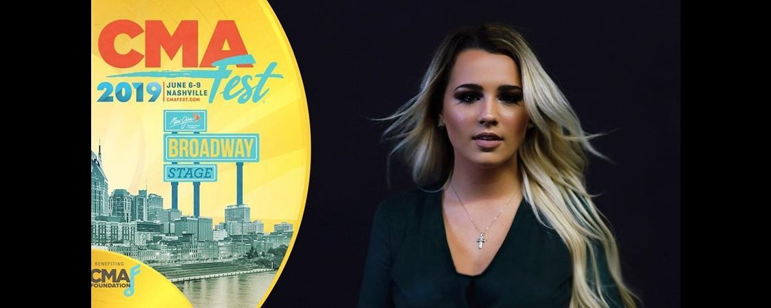 Gabby Barrett to Perform at CMA Fest 2019 – June 6