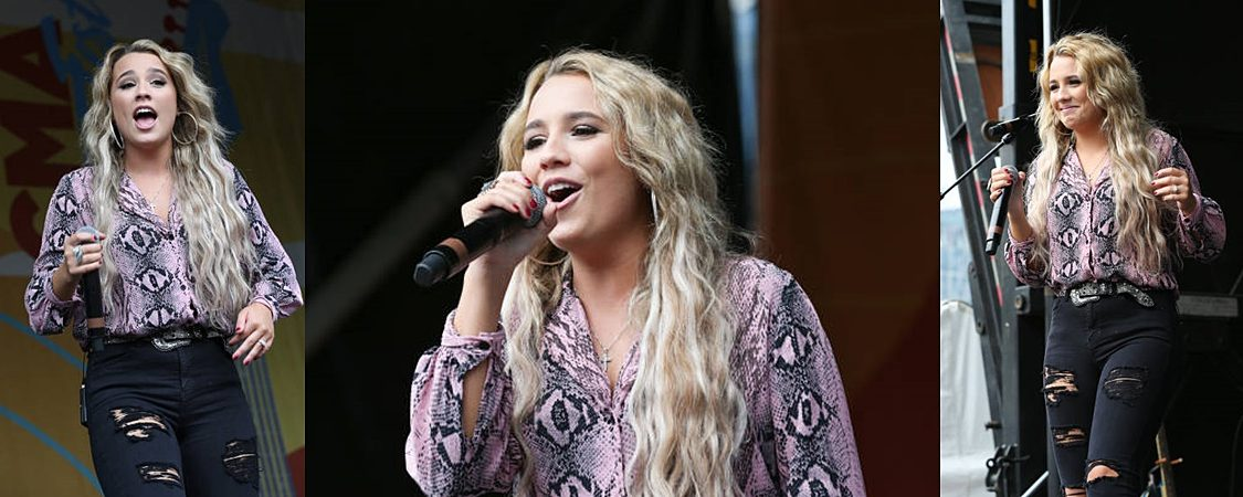 Gabby Barrett's Journey To CMA Fest (Radio Disney's NBT)