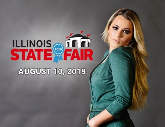 Gabby Barrett to Perform at Illinois State Fair – August 10