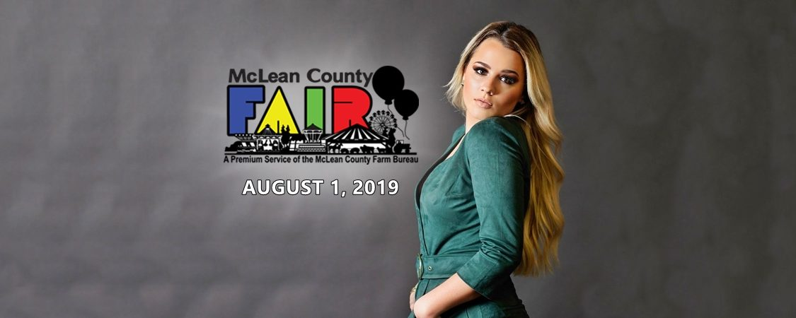 Gabby Barrett to Perform at McLean County Fair – August 1
