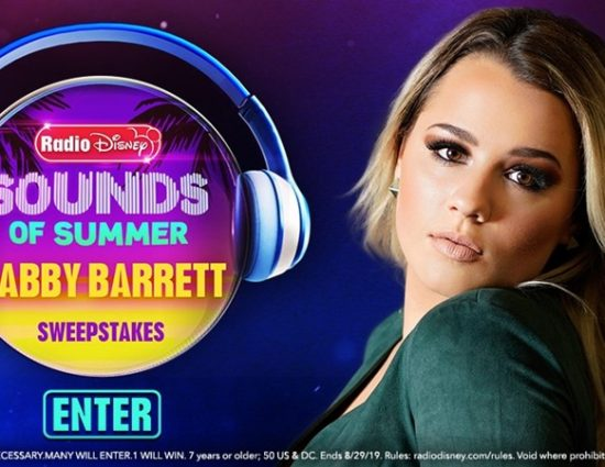 Radio Disney's Sounds of Summer Gabby Barrett NBT Sweepstakes