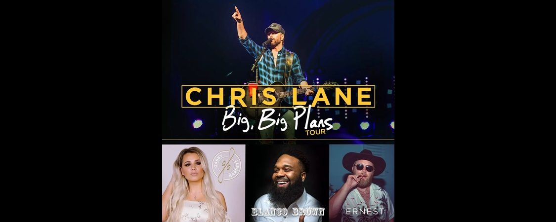 Catch Gabby Barrett on Chris Lane's 'Big, Big Plans Tour'