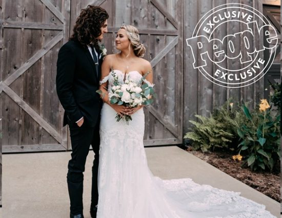 Gabby Barrett and Cade Foehner Are Married!