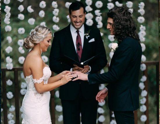 Cade Foehner and Gabby Barrett Wedding Video