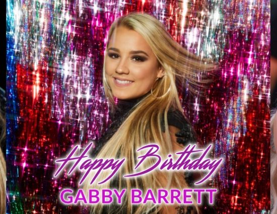 Happy 20th Birthday, Gabby Barrett!