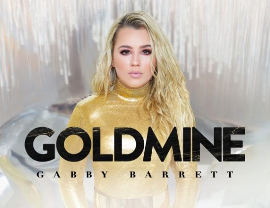 "Gabby Barrett Releases New Single ""Footprints On The Moon"""
