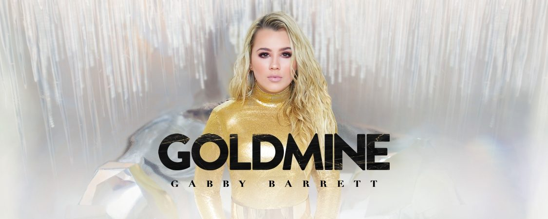 Gabby Barrett Releases Debut Album 'Goldmine'
