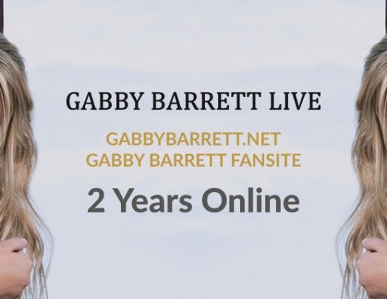 Gabby Barrett Live: Celebrating 2 Years Online