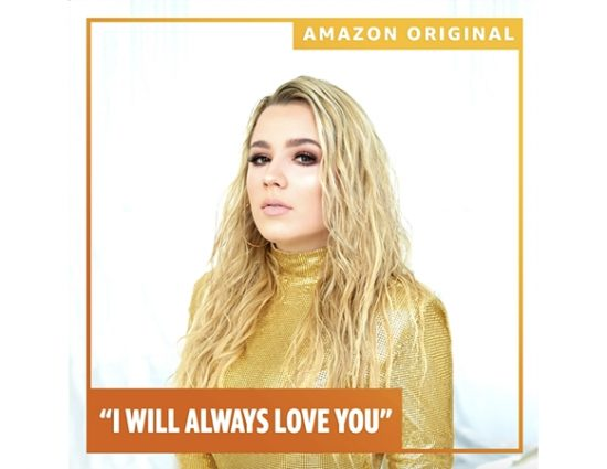 "Gabby Barrett Covers Dolly Parton's ""I Will Always Love You"""