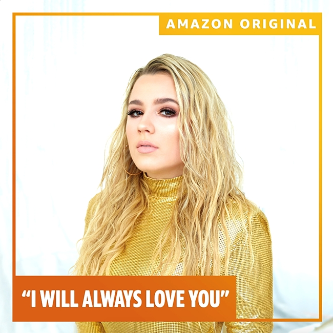 Gabby Barrett - I Will Always Love You (Amazon Original)