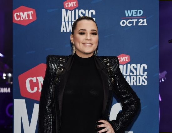 Gabby Barrett Wins Breakthrough Video of the Year at CMT Music Awards