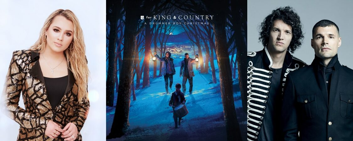"for KING & Country Releases ""Go Tell It On The Mountain"" (feat. Gabby Barrett)"