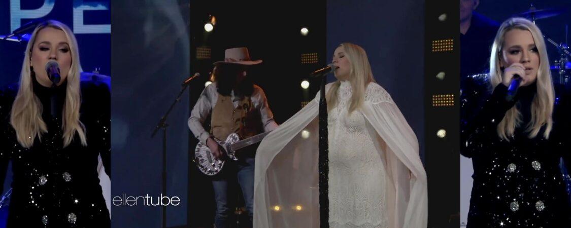 "Gabby Barrett Performs ""I Hope"" and ""The Good Ones"" on The Ellen DeGeneres Show"