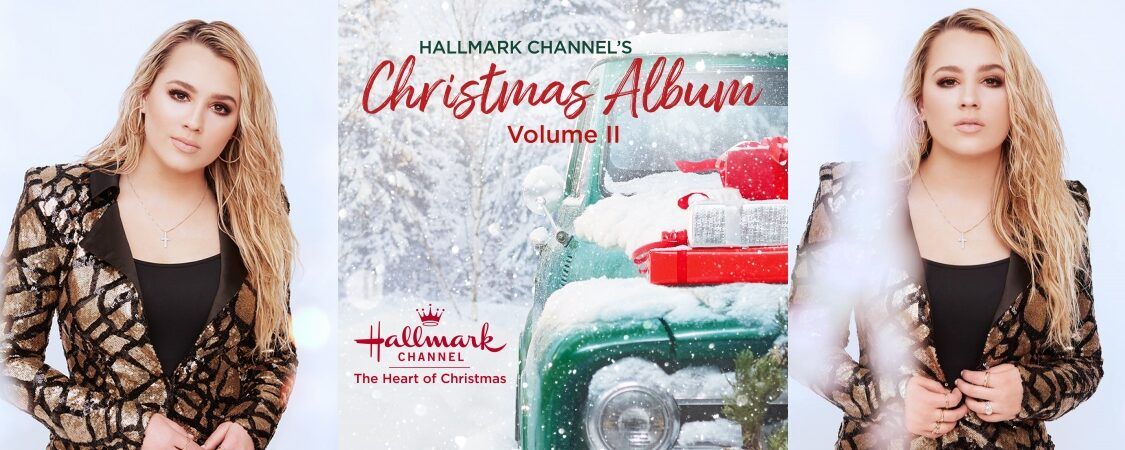 Gabby Barrett Appears on Hallmark Channel's Christmas Album, Vol. 2