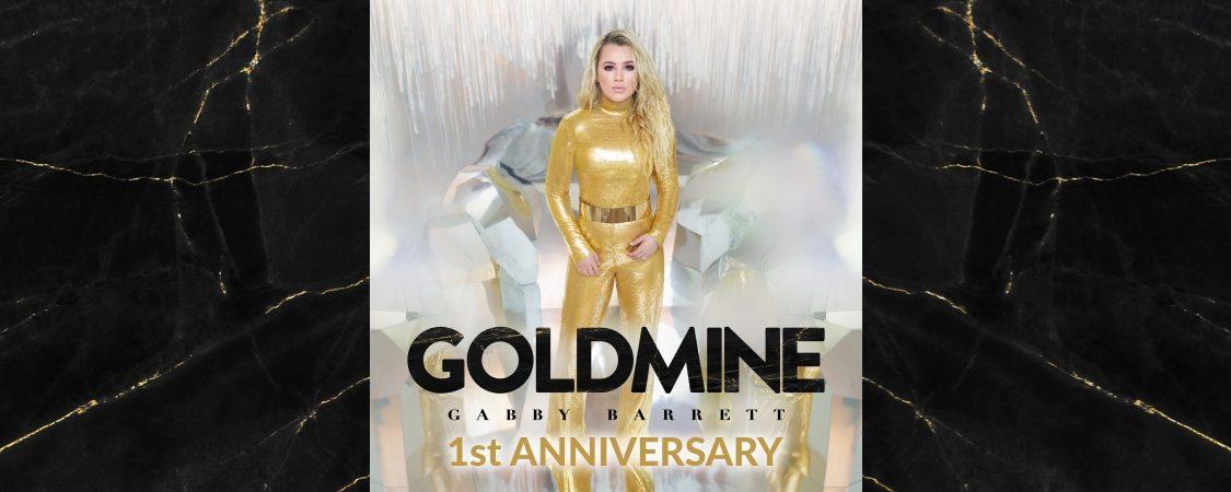 Gabby Barrett's 'Goldmine' 1 Year Anniversary