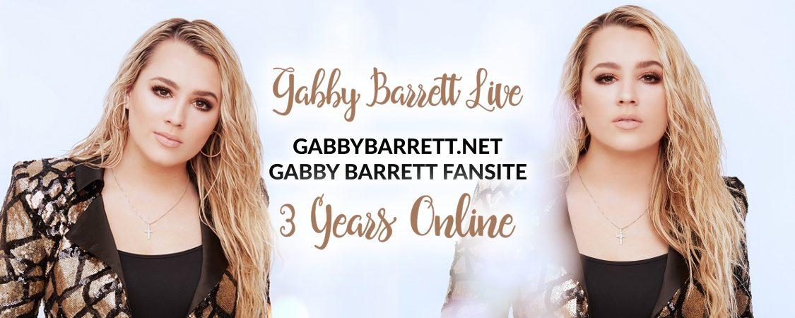 Gabby Barrett Live: Celebrating 3 Years Online