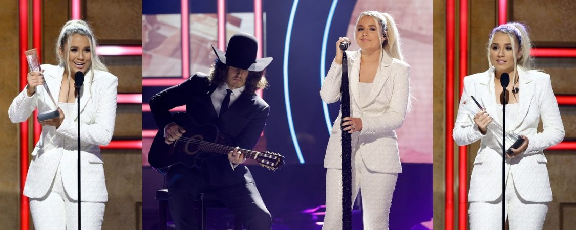 """Gabby Barrett Honored, Performs """"The Good Ones"""" at 2021 CMT Artists Of The Year"""